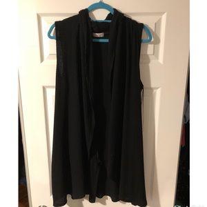 ALTER'D State: Black tunic vest